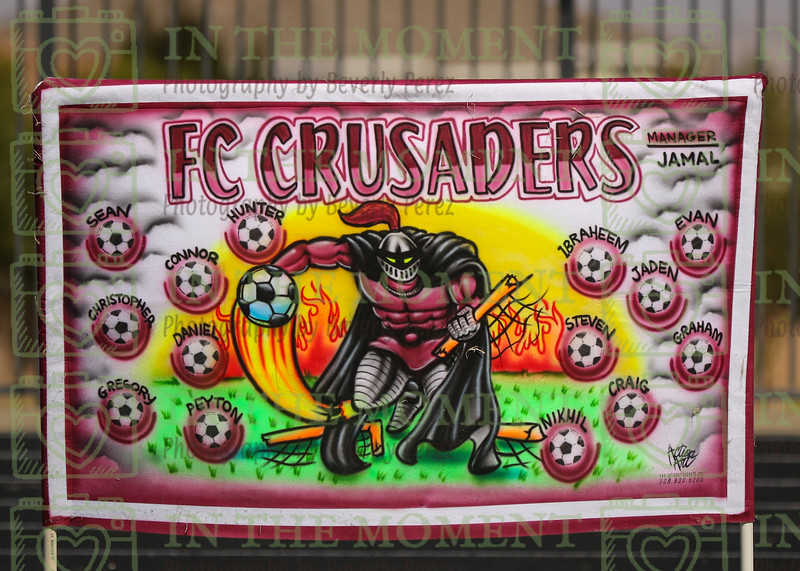 FC Crusaders vs. Phantoms