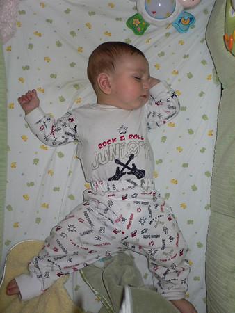 Safta Ruthie Visit - May 2010