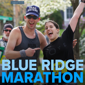 2021 Blue Ridge Marathon - 24th St
