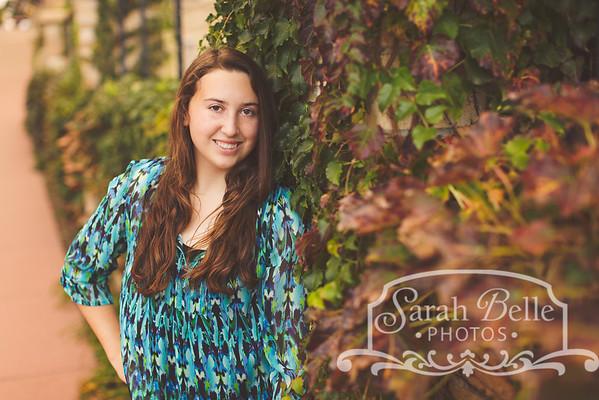 Morgan - Stillwater, MN Senior - October 2013