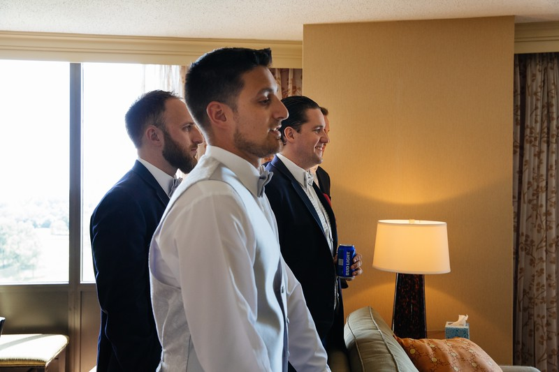 LeCapeWeddings Chicago Photographer - Renu and Ryan - Hilton Oakbrook Hills Indian Wedding -  134.jpg