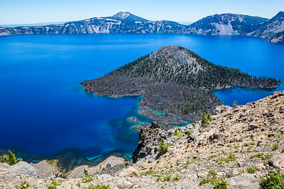 Crater Lake NP - Central Oregon