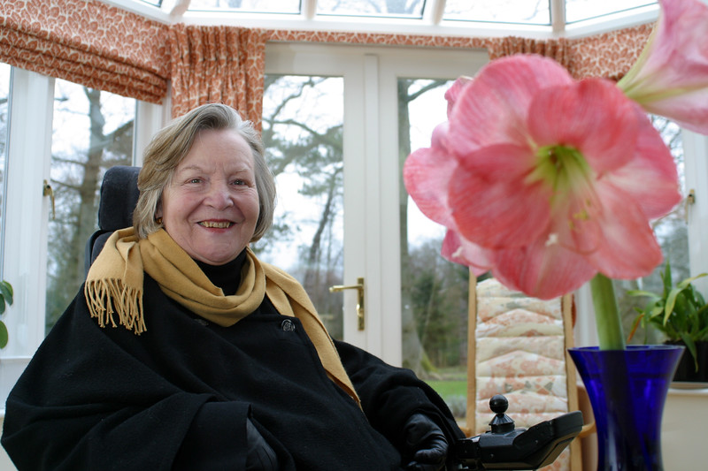 Lady Margaret Tebbit