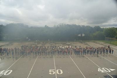 Game vs. Brandeis (8Th Grade Tailgate) 09/15/2018