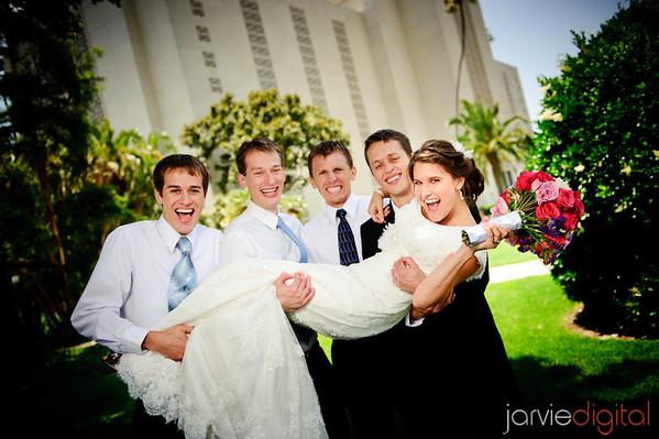 Wedding Day (Chronological)