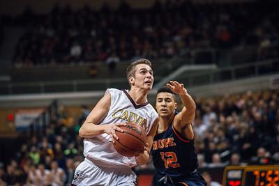 2014-2015 - Calvin vs Hope - Men's Basketball