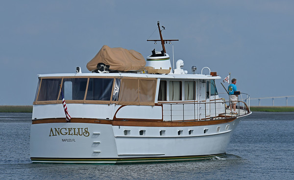 "Trumpy Yacht ""Angelus"" 05-08-18"