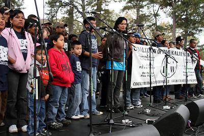 2009 SOAW GA Vigil