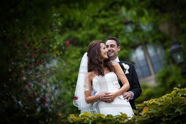 Karen & Damien's Wedding Day, Pennyhill Park