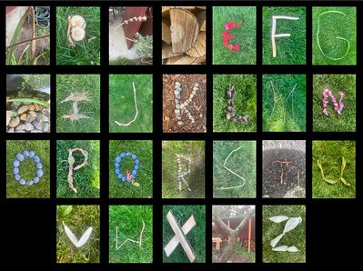 MS Nature Alphabet 10-27-20