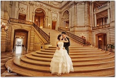 Angela & Raymond Wedding