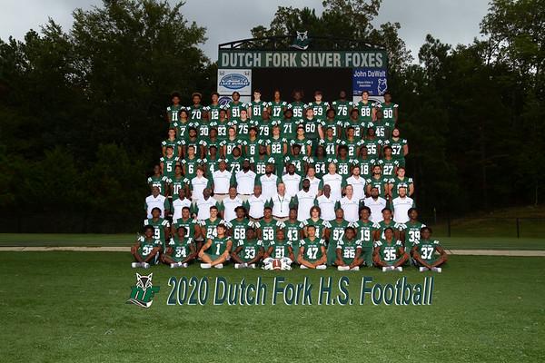 2020 Football Varsity