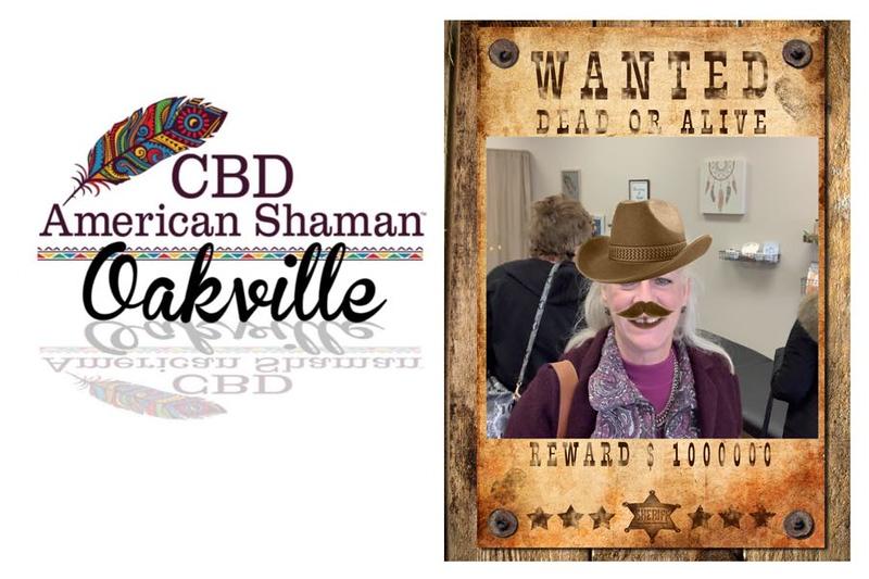 Oakville CBD American Shaman