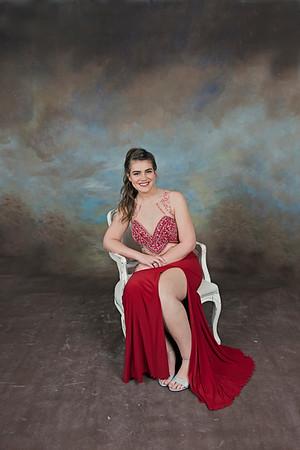 Kenzie Prom 2018
