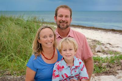 Bergh Family 2015