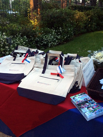 Benjamin Franklin Society - Los Angeles Reception 2015