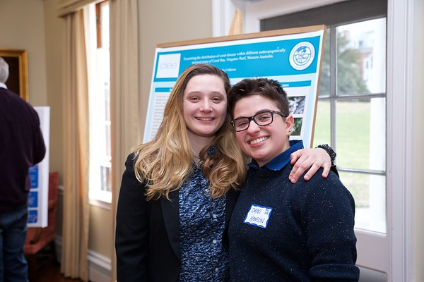 Five College Coastal and Marine Sciences Spring Symposium and Reception