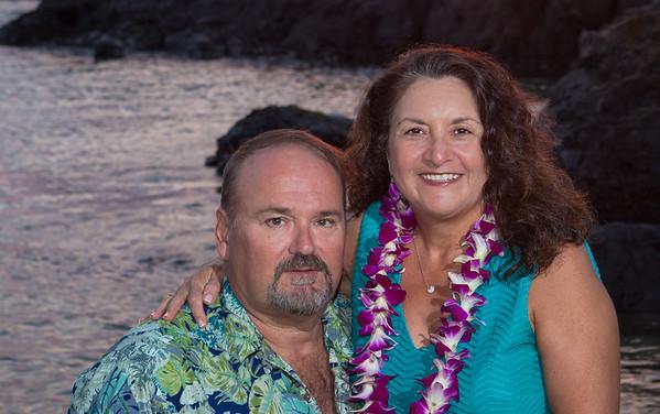 Mandy and Pat