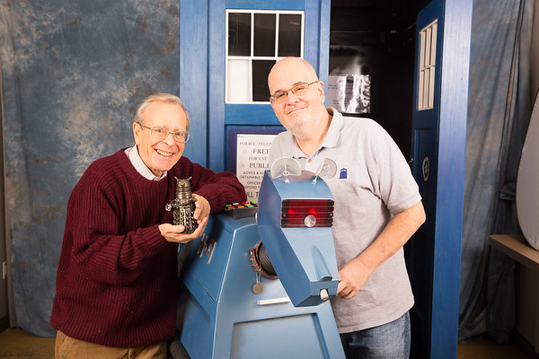 The Fourth Doctor Cast 3:30pm