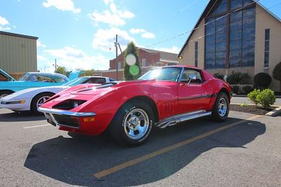 Fairmont Church Car Show 10-7-17
