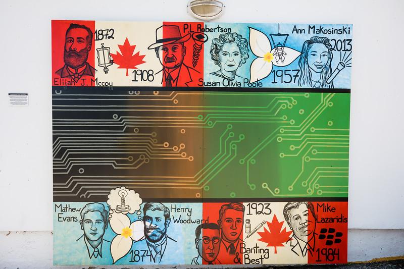 """Heritage Ontario"" by Shashann Migel-Tash"