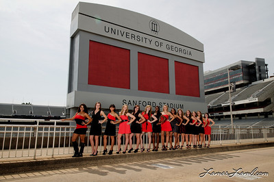 2013-14 UGA Dance Team