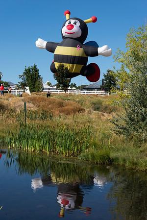 Reno's Great Balloon Race 2013