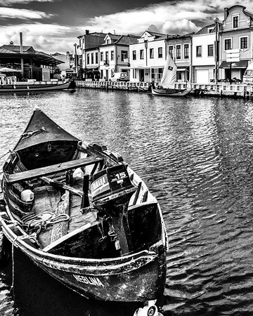 Portuguese Adventure: Aveiro