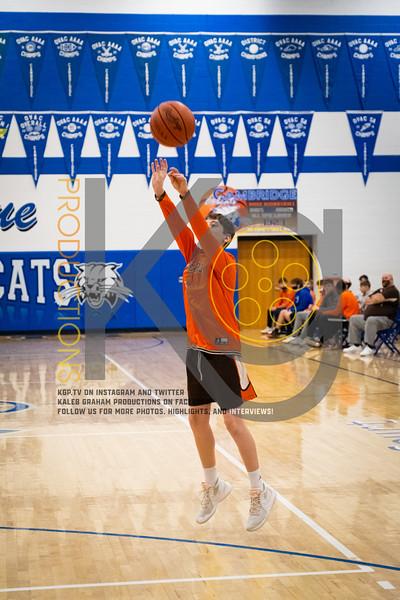Meadowbrook vs. Cambridge Basketball