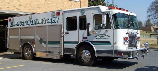 Kingsport Lifesaving Crew