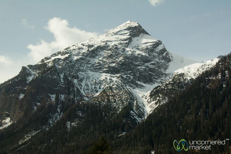 Bernina Express, Peak Views - Switzerland