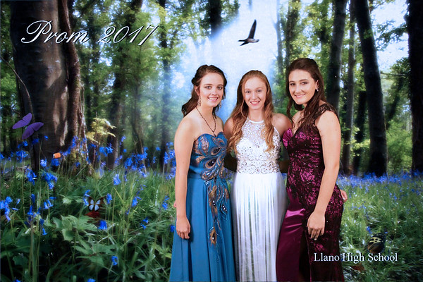 Llano High School Prom 2017