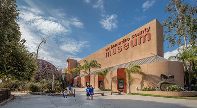 San Bernardino County Museum - Jul 30, 2018