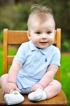 Sam 6 months