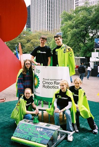 BP Children's Festival 2003