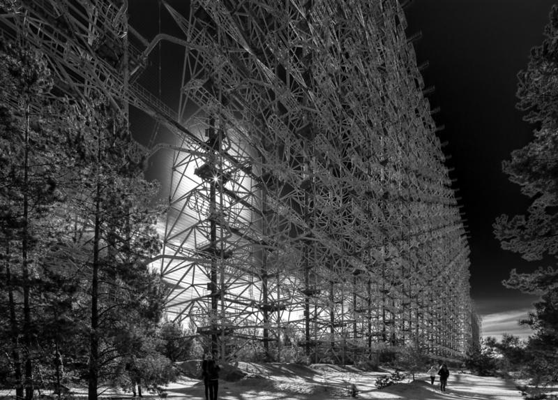 Duga radar, Chernobyl-2