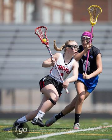 4-25-15 Eastview Lightning v Minneapolis Warriors Girls Lacrosse
