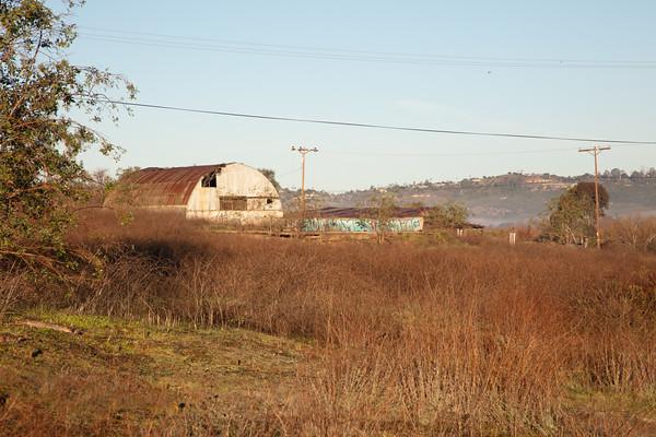 San Pasqual and Lake Hodges landscapes