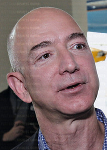Jeff Bezos of Amazon and Bezos Expeditions is pictured in Seattle, Washington