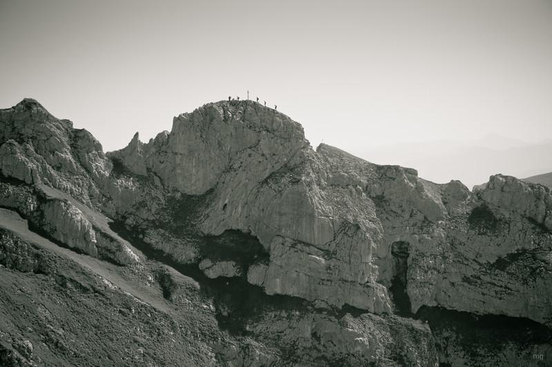 Roßkopf-Gipfel