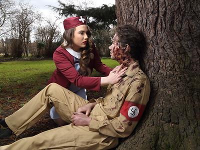 East Surrey HND War 2018
