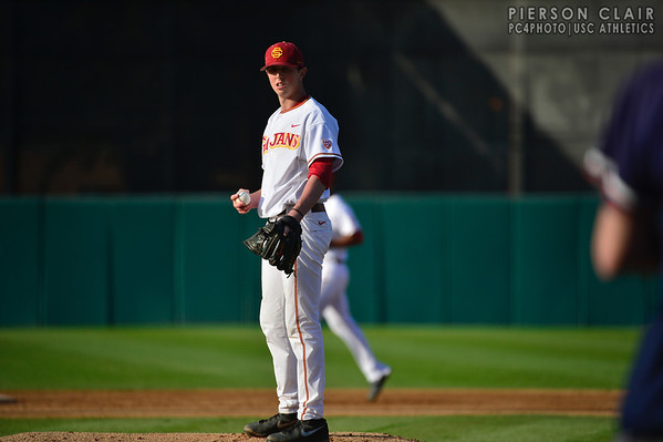 USC Baseball 2014 Alumni Game - Younger