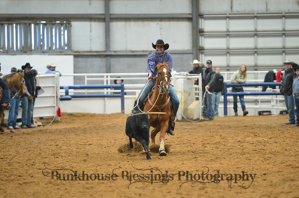 Open Calf Roping ~ Round 3