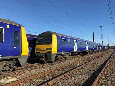 Arriva Northern - Class 321 & 322