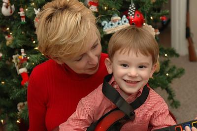 Trey Cannon Family 2009