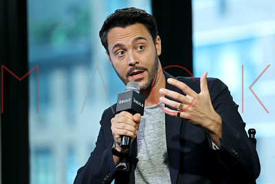"""NEW YORK, NY - AUGUST 05:  Jack Huston attends AOL Build to discuss the upcoming film, a retelling of the classic 1959 Charlton Heston film, """"Ben-Hur"""" at AOL HQ on August 5, 2016 in New York City."""