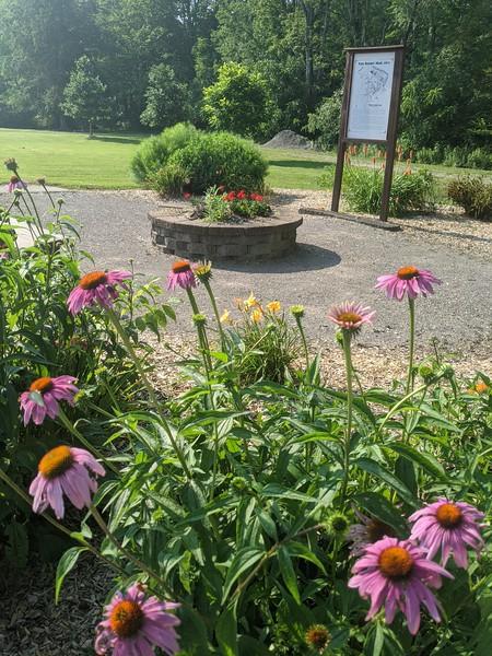 Memory Garden at Old Smicksburg