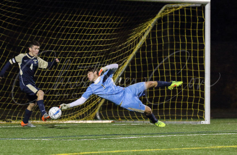 Pittsford Sutherland Varsity Sectional Final 2014