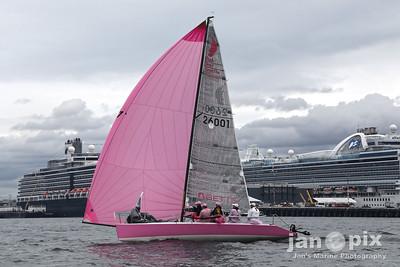 Pink Boat Regatta 2018