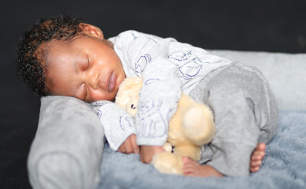 Aiden, newborn September 2018